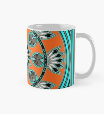 Thunder Beings Orange Mug