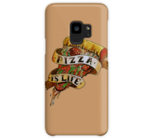 Quot Pizza Is Life Quot Stickers By Miskel Design Redbubble
