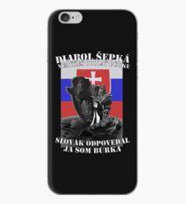 Slovakia - SLOVAK STORM  iPhone Case