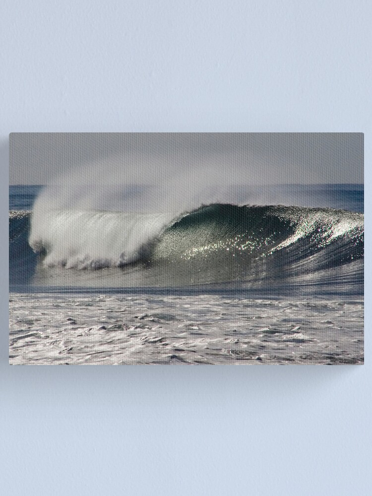 Alternate view of Storm Swell Canvas Print
