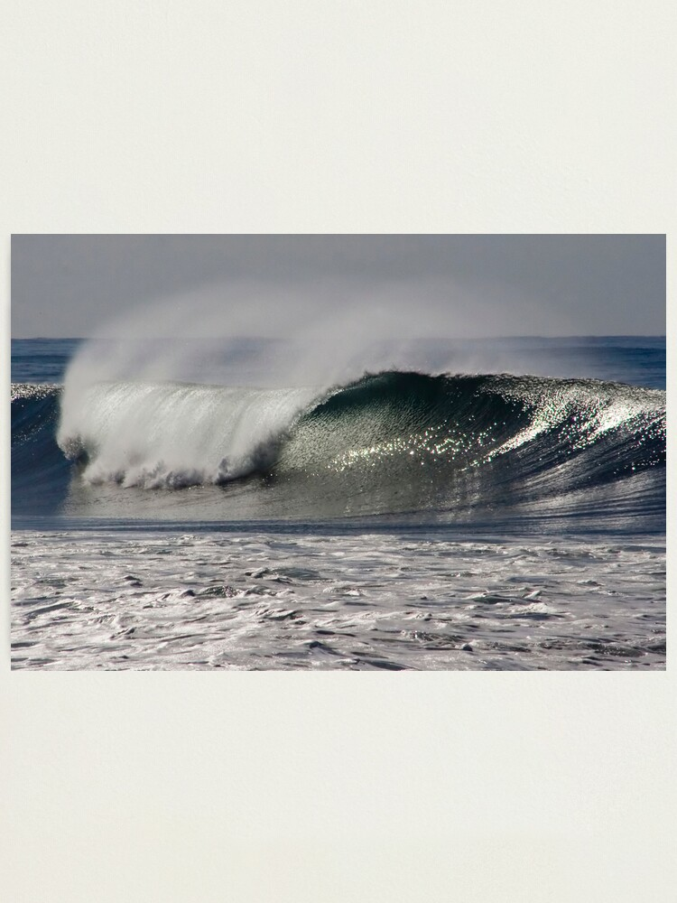 Alternate view of Storm Swell Photographic Print
