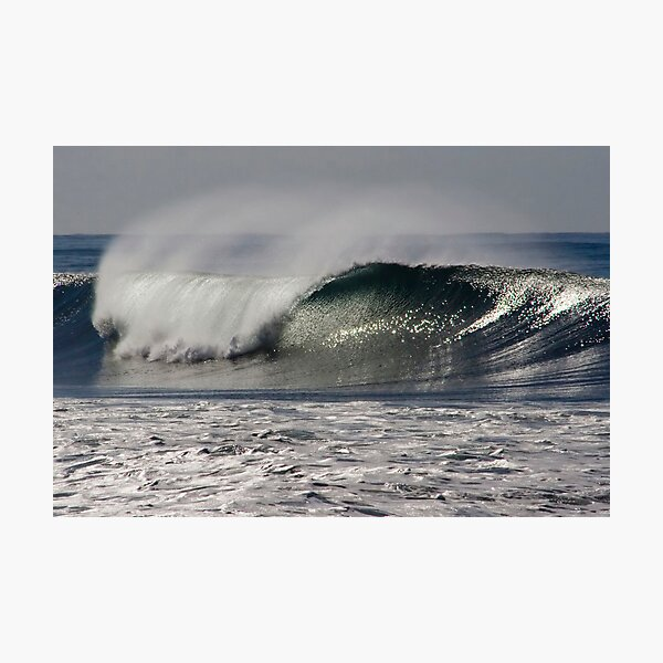 Storm Swell Photographic Print
