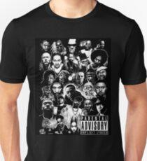 Rap Legends T-shirt Unisex T-Shirt