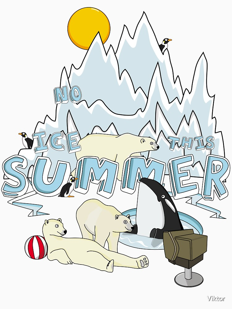 No ice this summer by Viktor