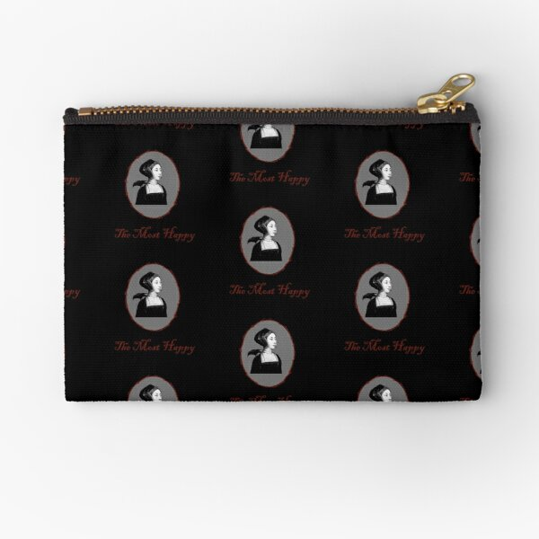 Anne Boleyn, The Most Happy Zipper Pouch