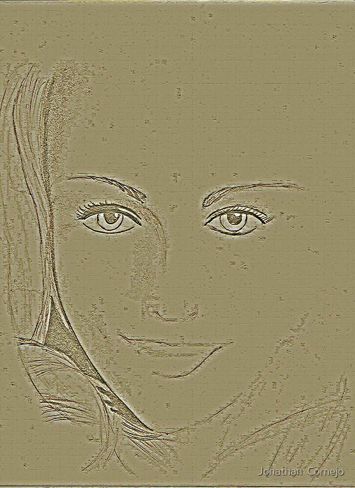 Amazing face by Jonathan  Cornejo