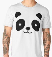 Panda Bamboo Camouflage Men's Premium T-Shirt
