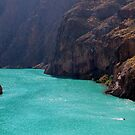 The Naryn River by Alastair Humphreys