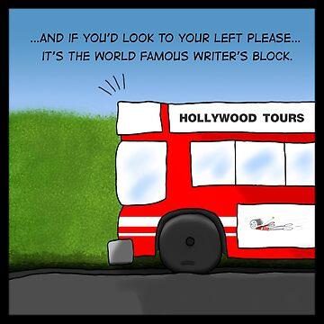 Writer's Block by MarkIrish