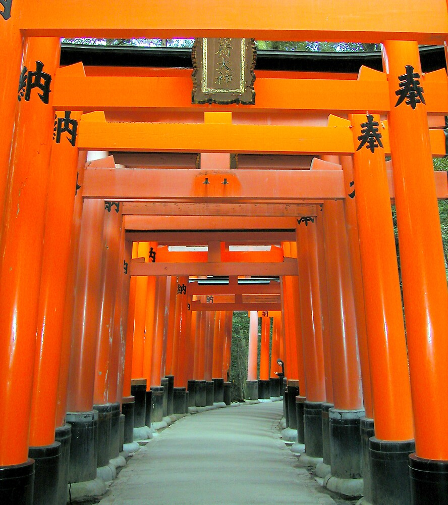 Kyoto by Alastair Humphreys