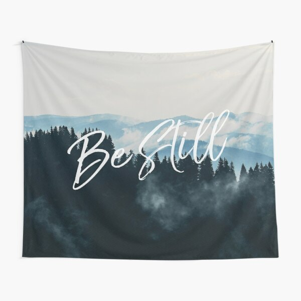 Be Still Tapestry