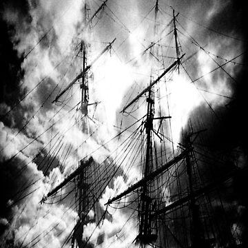 Ships of Sail by sadmafioso