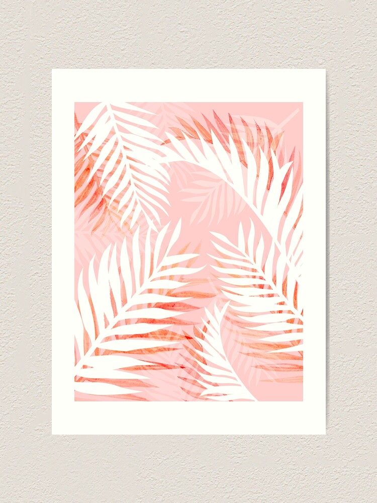 Alternate view of Tropical bliss Art Print