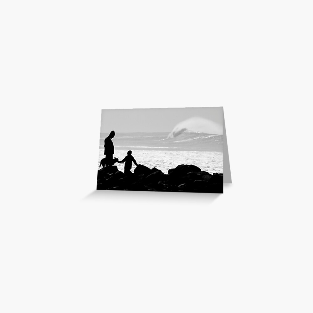 Mens Business Greeting Card