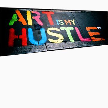 Art is my Hustle by sadmafioso