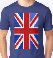 The Union Flag (Great Britain) Collection By Mikesbliss Unisex T-Shirt