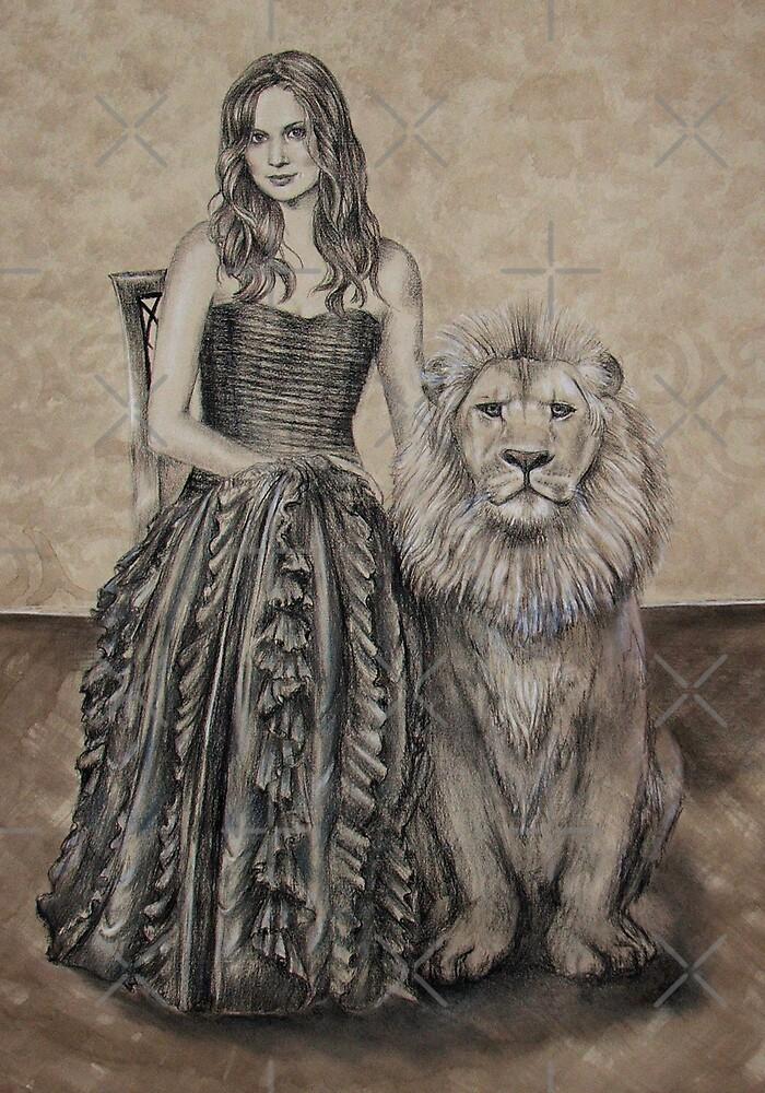 «Valor» de Sarah  Mac Illustration