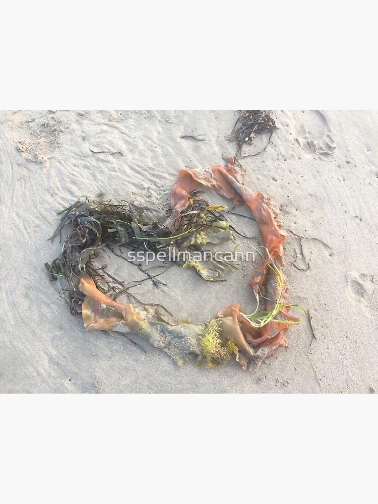 Just A Little Beach Heart by sspellmancann