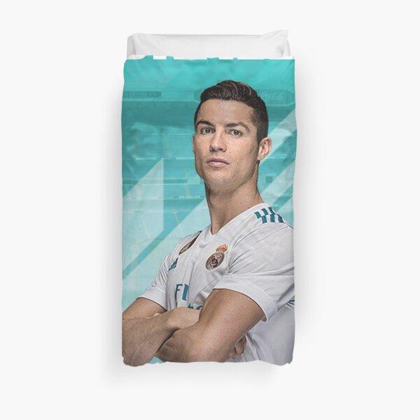 Cristiano Ronaldo - Real Madrid 2017-18 Funda nórdica