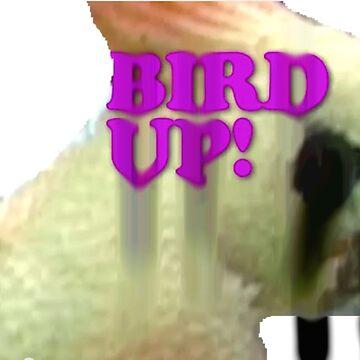 Bird Up by svene