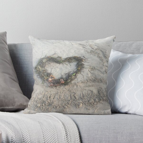 You Matter To Me Throw Pillow