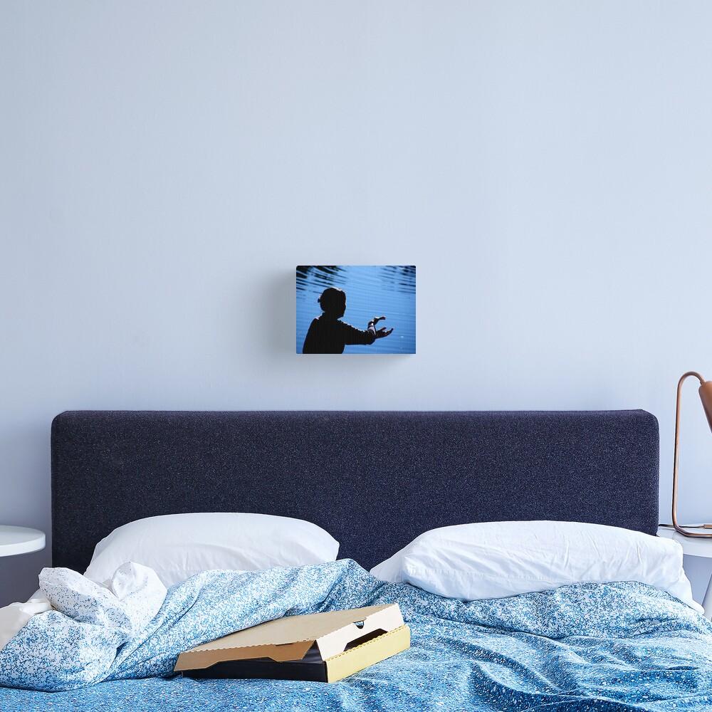 Morning Meditation Canvas Print