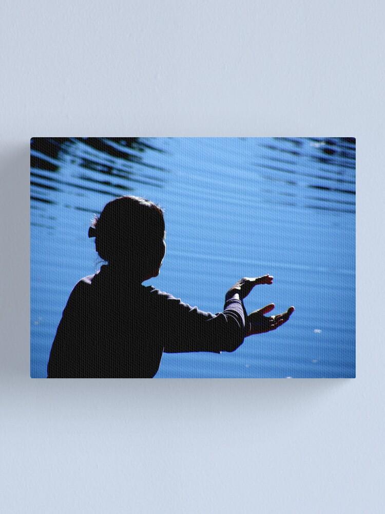 Alternate view of Morning Meditation Canvas Print