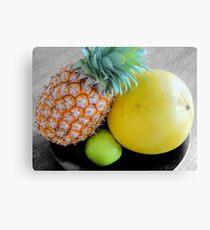 Fruit, HDR Canvas Print