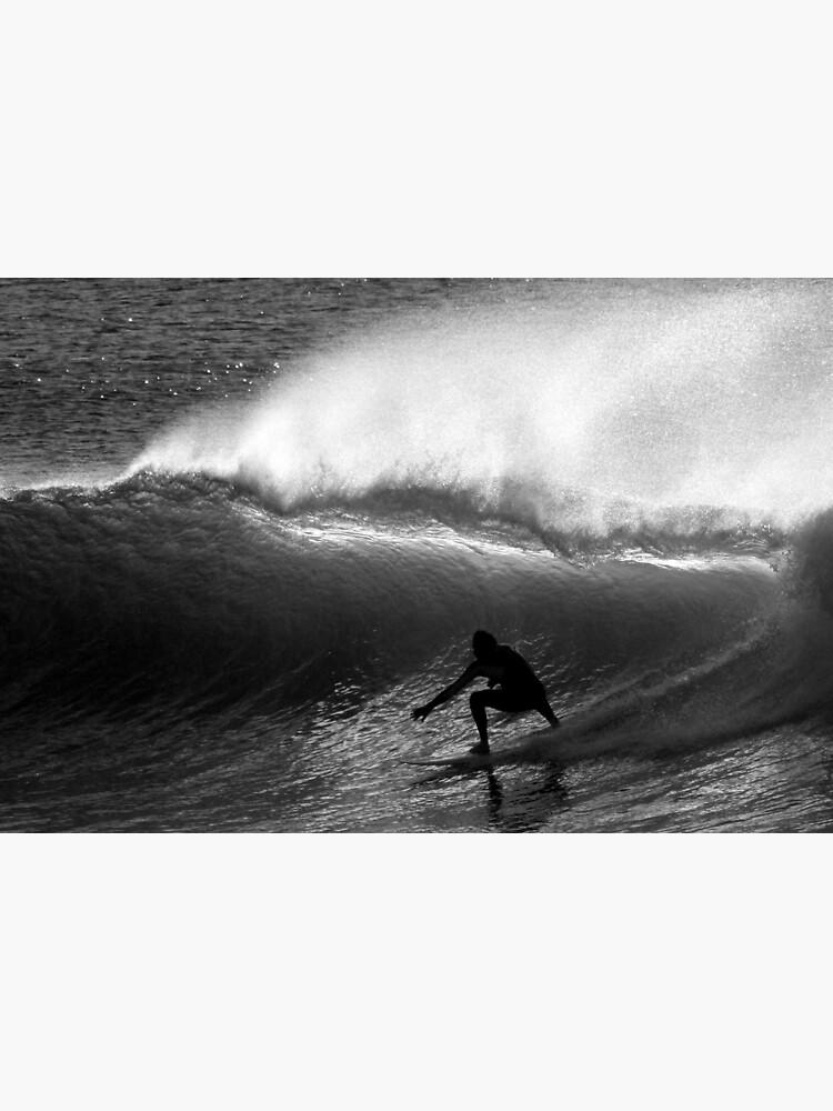 Dawn Surfer by theoddshot