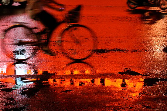 Cycling Reflections by Alastair Humphreys