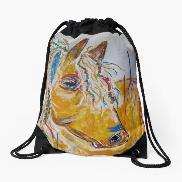 Wind Dancer Drawstring Bag