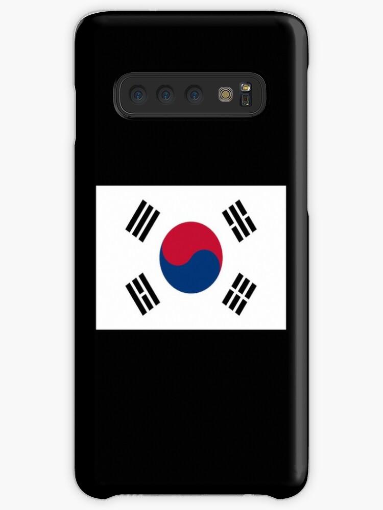 5012db727a KOREA, KOREAN, South, Korean Flag, Flag of South Korea, Taeguk flag,  Taegukgi, Taegeukgi, Pure & Simple, on BLACK