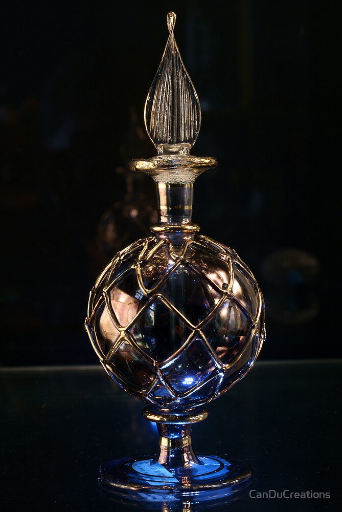 Perfume and beauty by CanDuCreations