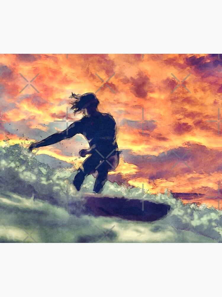 Surfing by perkinsdesigns