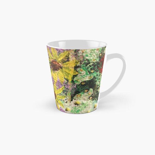 Sunflowers Tall Mug