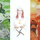 Goddesses of Ireland by NicPhillips