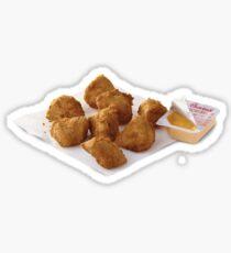 Chick-fil-A Nuggets Sticker