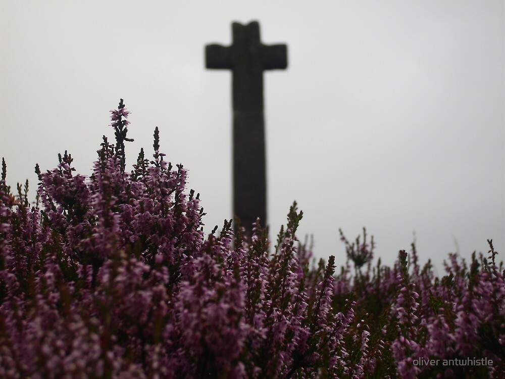 north yorkshire moors cross by oliver antwhistle