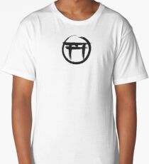 Liberation Unleashed Logo Black Long T-Shirt