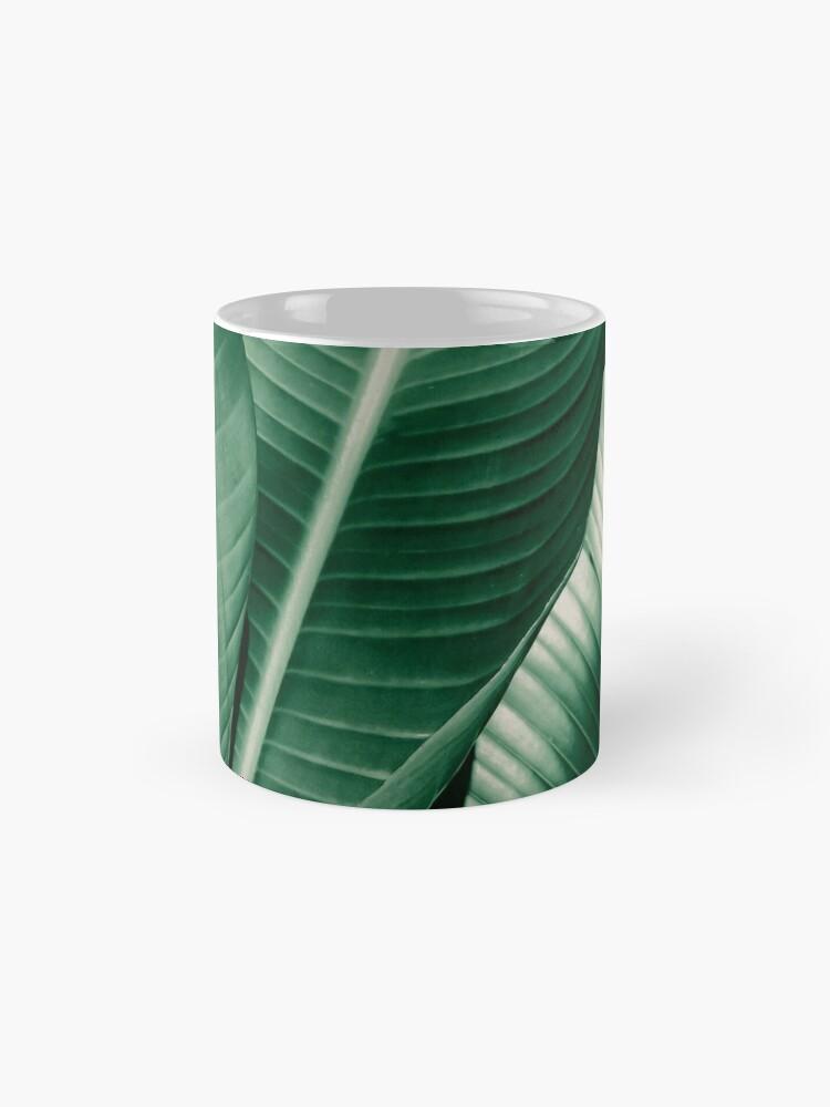 Alternative Ansicht von Banana-Blatt-Reiz Tassen