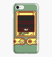Super family computer ink iPhone Case/Skin