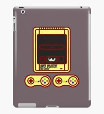 Super family computer ink iPad Case/Skin