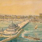 The Brighton Marine Palace and Pier by lisamoro