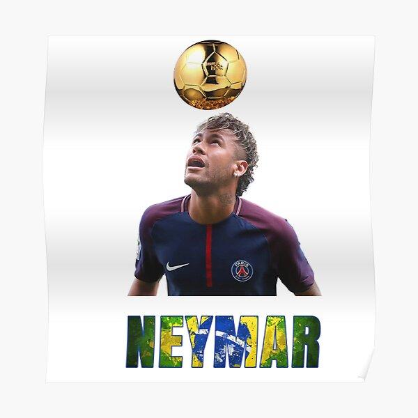 Neymar ballon d'or ! Poster