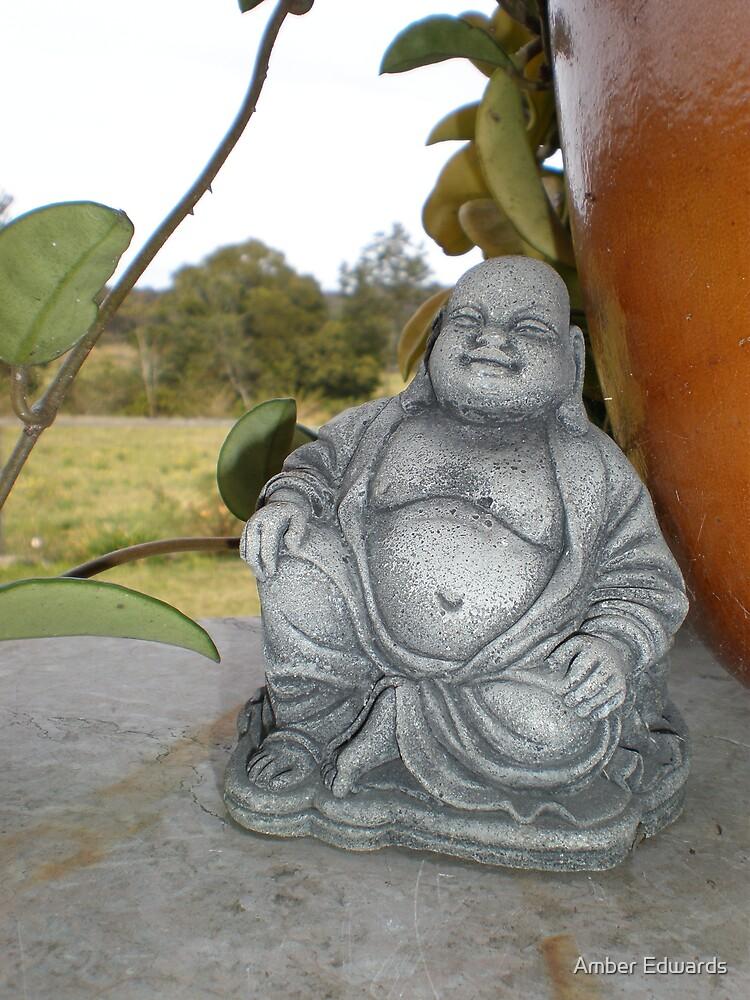 Buddha by Amber Edwards