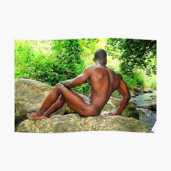 Naturaleza masculina Póster