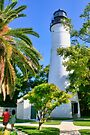 Key West Light by DJ Florek