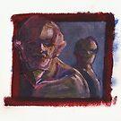 Two heads by Sebastiaan Koenen