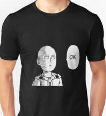 One Punch Man - Saitama OK  T-Shirt