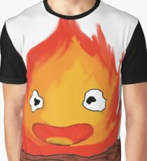 Calcifer Graphic T-Shirt